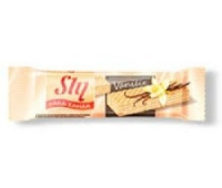 Napolitane cu vanilie fara zahar 20gr