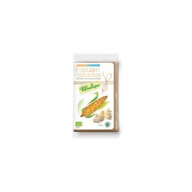 Popcorn (preparare microunde) (bio) 90 gr