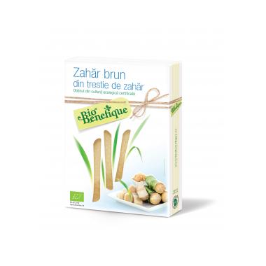 Zahar (bio) brun trestie de zahar 400 gr