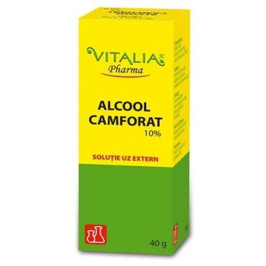 Alcool camforat 10% 40g