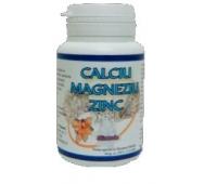 Calciu Magneziu Zinc 50cpr