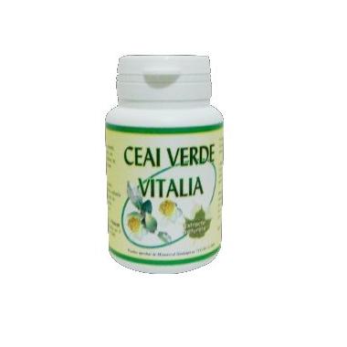 Ceai verde 50cps