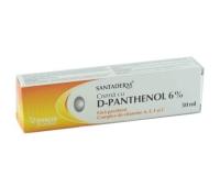 Crema cu panthenol 6% Santaderm 50ml