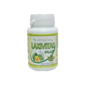 Laxivital Plus 50cps