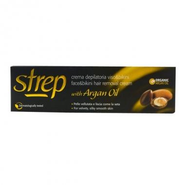Crema depilatoare fata Argan 50ml