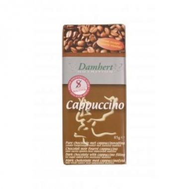 Ciocolata cappuccino & maltitol fara zahar 85g