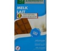 Ciocolata lapte & tagatoza fara zahar 85g