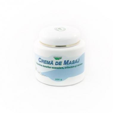 Crema masaj (dureri musculare, articulare, osoase) 200g