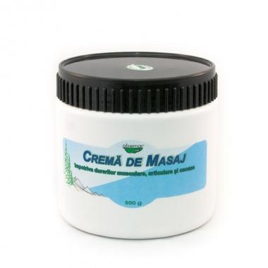 Crema masaj (dureri musculare, articulare, osoase) 500g