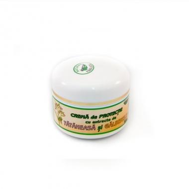 Crema protectie tataneasa & galbenele 50g