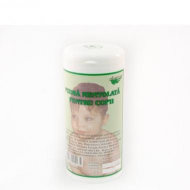 Pudra mentolata pentru copii 75g