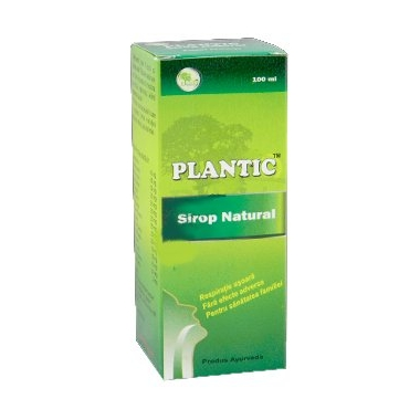 Plantic Sirop 100ml