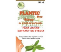 PLANTIC SIROP PORTOCALE INDUL.STEVIE 100ML