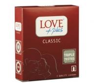 Prezervative Love Plus Classic 3buc
