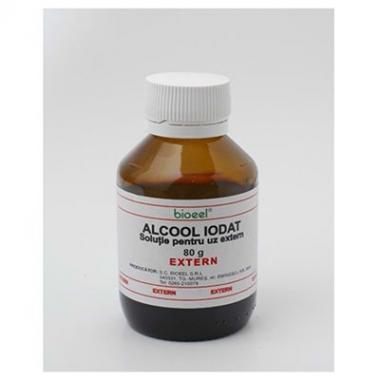 Alcool iodat 10% 80g