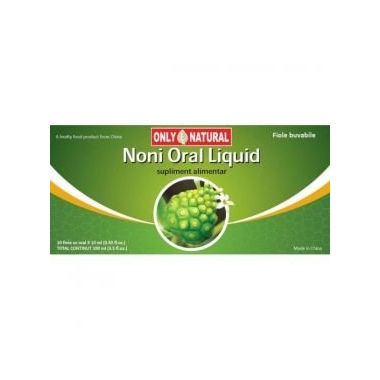 Noni Oral Liquid 10 fiole x 10ml
