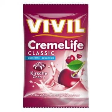 Vivil Crema Life cirese fara zahar 110g