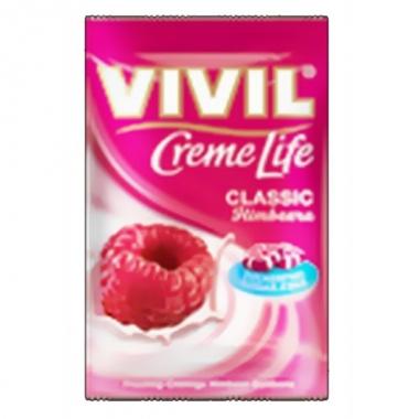 Vivil Crema Life zmeura fara zahar 110g