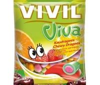 Vivil Drajeuri gumate fructe 165g