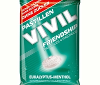 Vivil Friendship eucalipt & mentol fara zahar 25g