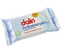 Servetele umede de buzunar antibacteriene 15buc 2+1 GRATIS