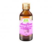 Acneclean solutie antiacnee cu eritromicina 30g