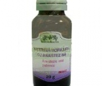 Glicerina boraxata cu nistatina si anestezina 20g