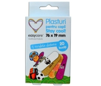 Plasturi copii Stay Cool 76 x 19mm 20buc