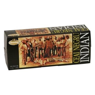 Belin Negru Indian 100dz