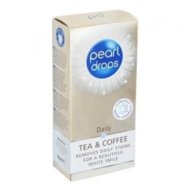 Pearl Drops Tea & coffee 50ml