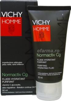 Vichy Homme Normactiv hidratant purifiant