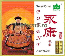 Yong Kang Potent capsule
