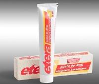 Pasta de dinti Etera pentru placa bacteriana 75ml