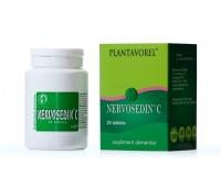 Nervosedin C 20cpr