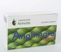 Anghinare Forte 500mg 20cpr