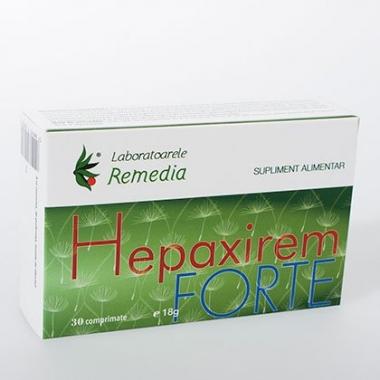 Hepaxirem Forte 30cpr