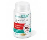 Coenzima Q10 120mg 30cps