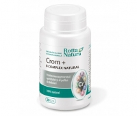 Crom + B-complex natural 30cps