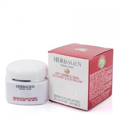 Crema-Balsam antirid cu Extract Melc x 50 ml
