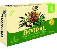 Imviral Plus Vit C+Zn x 30 cps