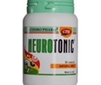 Neurotonic Brain Tonic x 30 cps+10 gratis
