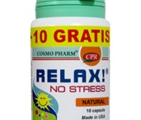 Relax No Stress x 10 cps