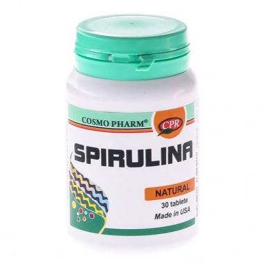 Spirulina 500 mg x 30 cps 1+1 gratis