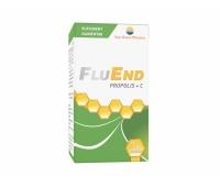 FluEnd Propolis + C x 36 cps