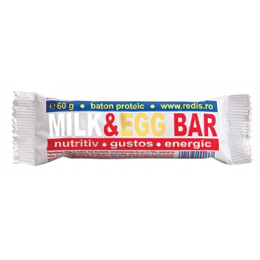 Milk & Egg Bar x 60 gr