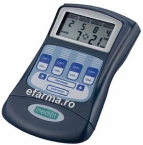 Electrostimulator Medifit 8 electrozi
