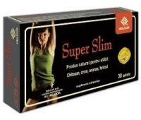 Super slim x 30 cpr 1+1 oferta