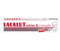 Lacalut White and Repair x 75 ml + Ata dentara Gratis