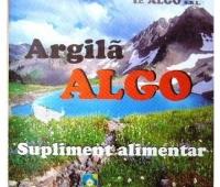 Argila x 200 gr , Algo