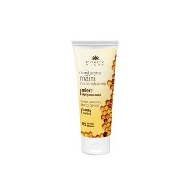 Crema intens hidratanta maini miere si laptisor de matca x 100 ml
